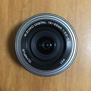 オリンパス(OLYMPUS)のオリンパス M.ZUIKO DIGITAL ED 14-42mm  EZ  (レンズ(ズーム))