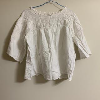 ショコラフィネローブ(chocol raffine robe)のブラウス(シャツ/ブラウス(半袖/袖なし))