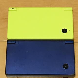 ニンテンドーDS(ニンテンドーDS)のdsi 2セット(携帯用ゲーム本体)