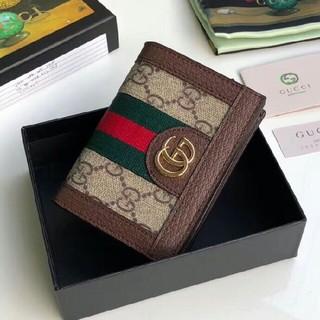 グッチGUCCI 財布 二つ折り財布 未使用(折り財布)