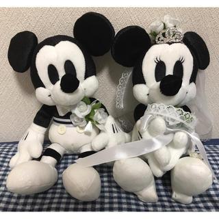 ディズニー(Disney)のミッキー&ミニー ウェルカムドール(その他)