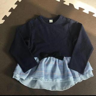 アプレレクール   チュニック(Tシャツ/カットソー)