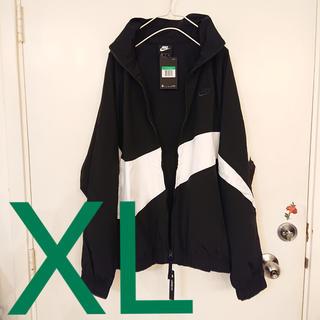 ナイキ(NIKE)の☆ナイキ ウーブンジャケット ブラック BLACK 黒 AR3133 010(ナイロンジャケット)