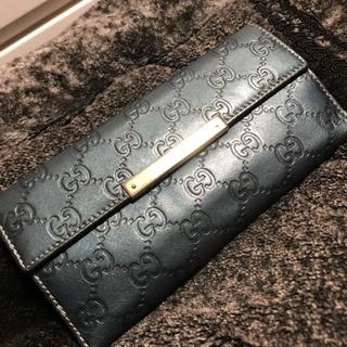 89d8e5fa2e87 Gucci - GUCCI 二つ折り財布の通販 by Hana♪'s shop|グッチならラクマ