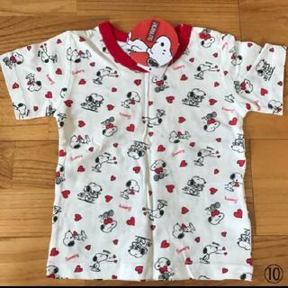 ①スヌーピーTシャツ(Tシャツ/カットソー)
