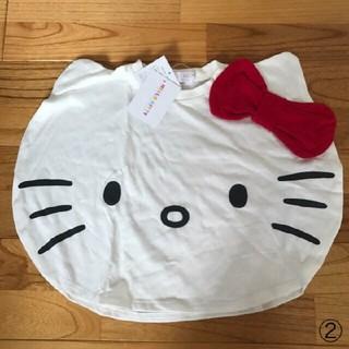 ①ハローキティTシャツ(Tシャツ/カットソー)