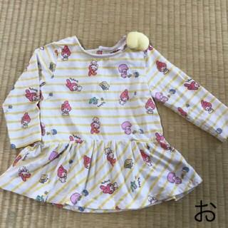 フタフタ(futafuta)の②トップスワンピース(Tシャツ/カットソー)