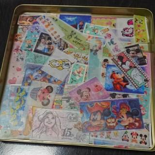 ディズニー(Disney)のディズニー マスキングテープフレークシール(テープ/マスキングテープ)