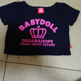 ベビードール(BABYDOLL)の90cmBABYDOLL(Tシャツ/カットソー)