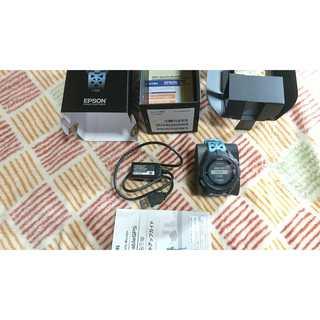 EPSON Wristable GPS J-300T(腕時計(デジタル))