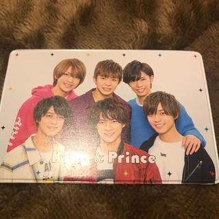 King&Prince キンプリ 会員証 カードケース