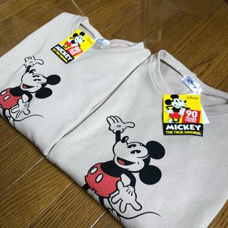 ディズニー(Disney)のディズニー ペアルック トレーナー(スウェット)