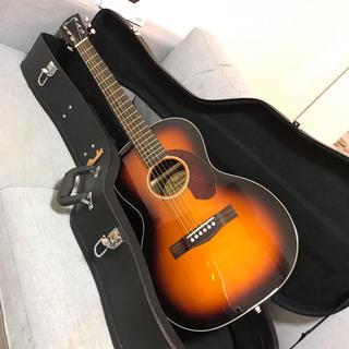 フェンダー(Fender)のFender CP-140SE TB 美品 エレアコ(アコースティックギター)