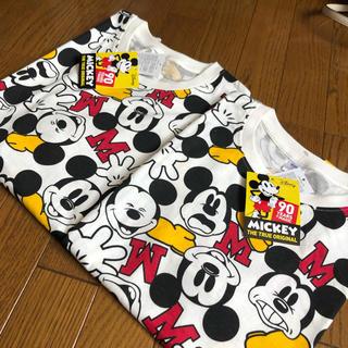 ディズニー(Disney)のディズニー ペアルック Tシャツ 総柄(Tシャツ/カットソー(半袖/袖なし))