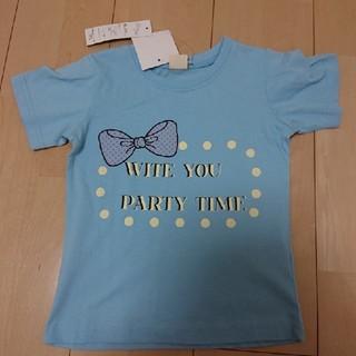 女の子Tシャツ110(Tシャツ/カットソー)