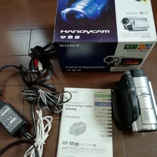 SONY HANDYCAM DCR-DVD508(ビデオカメラ)