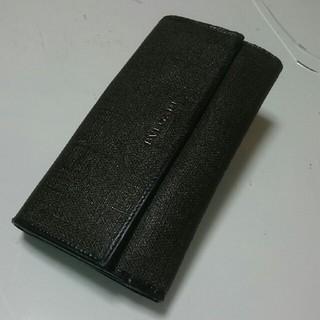 ブルガリ(BVLGARI)のBVLGARIウィークエンド二つ降り長財布(長財布)