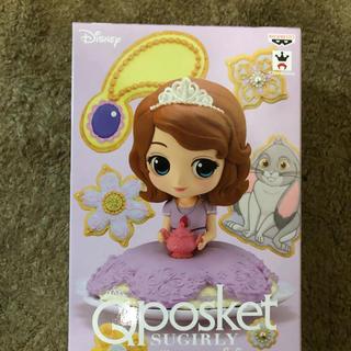 Qposket フィギュア ソフィア Bタイプ レアカラー