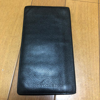 ブルガリ(BVLGARI)のブルガリ 長財布 黒 カードケース ブラック(長財布)