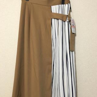 しまむら - サイド切り替えスカート
