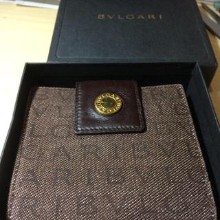 ルイヴィトン(LOUIS VUITTON)の正規ブルガリ財布本日価格(折り財布)