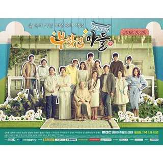 韓国ドラマ 金持ちの息子 Blu-ray版 全50話(TVドラマ)