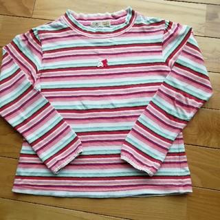 ファミリア(familiar)のファミリア fdash  長袖カットソー 110(Tシャツ/カットソー)
