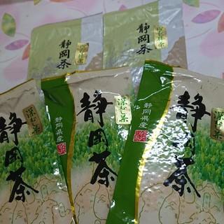 農家さん  まかないのお茶3袋   棒茶2袋(茶)