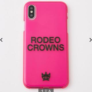RODEO CROWNS WIDE BOWL - ロデオクラウンズ モバイルケース
