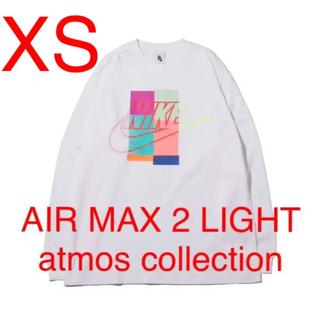 ナイキ(NIKE)のNIKE NRG CU L/S T-SHIRT WHITE 25周年記念 完売品(Tシャツ/カットソー(七分/長袖))
