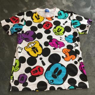 ディズニー(Disney)のディズニー  ミッキー  Tシャツ(Tシャツ/カットソー(半袖/袖なし))