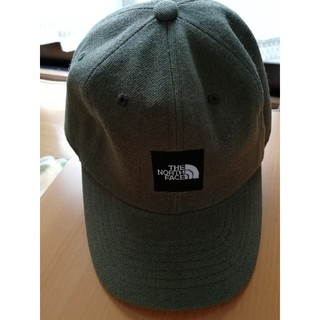 THE NORTH FACE - THE NORTH FACEキャップ/カーキ/フリーサイズ未使用タグ付き