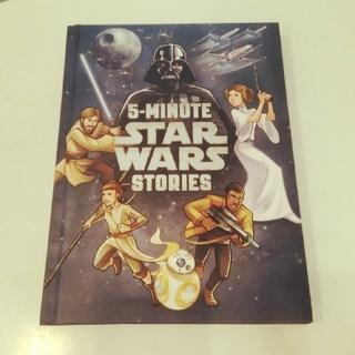 #スターウォーズ本#5-minute STAR WARS STORIES(洋書)
