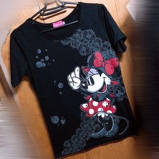 ディズニー(Disney)のTDR ディズニー ハロウィン ヴァンパイア ミニー Tシャツ(Tシャツ(半袖/袖なし))