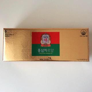 正官庄 高麗人参茶 50袋(茶)