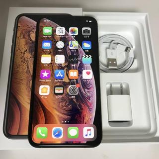 Apple - ほぼ新品 iphonexs 64gb gold