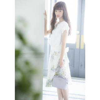 MISCH MASCH - 新品✴︎ミッシュマッシュ フレアースカート  MISCHMASCH  春服