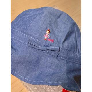 mikihouse - ★ミキハウス★リーナちゃん★帽子★ハット★54cm★日本製★定価5400円+税