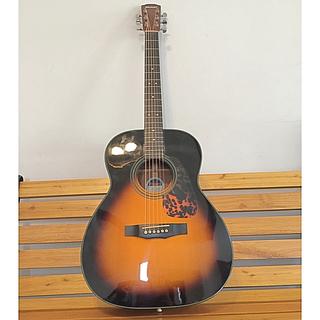 モーリスmorrs アコースティックギター F-01TS 中古品(アコースティックギター)