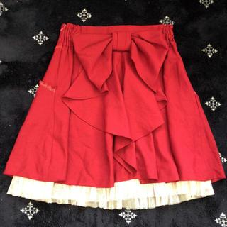 SecretMagic♡バックリボンスカート