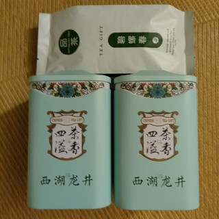 中国茶 新茶 緑茶(茶)