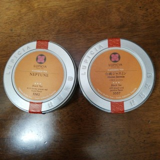 ルピシア(LUPICIA)のLUPICIA 白桃ジャスミン、ネプチューン 50グラム(茶)