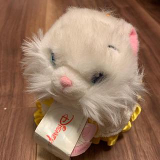 ディズニー(Disney)のディズニーDisneyマリーちゃん11月人形・トパーズ・おしゃれキャット(ぬいぐるみ)