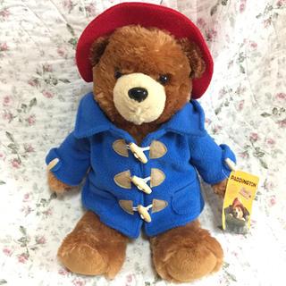 Paddington Bear パディントンベア ぬいぐるみ くまのパディントン