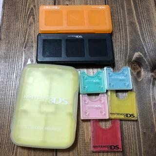 ニンテンドーDS(ニンテンドーDS)のDSソフトケース (携帯用ゲームソフト)