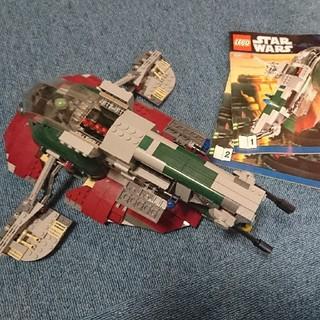 Lego - レゴ スターウォーズ スレーブⅠ