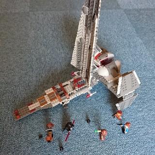 Lego - レゴ スターウォーズ ダース・モール シス・インフィルトレーター