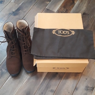 トッズ(TOD'S)のTOD'S ブーツ 36H(ブーツ)
