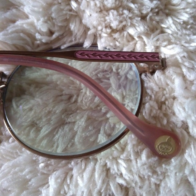 JINS(ジンズ)のJINS ムーミン コラボメガネ メンズのファッション小物(サングラス/メガネ)の商品写真