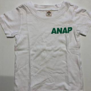 アナップキッズ(ANAP Kids)のANAPキッズシンプルTシャツ☆100cm(Tシャツ/カットソー)